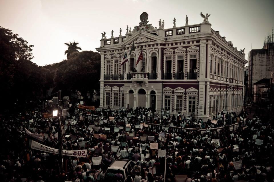 Palácio Paranaguá, sede da prefeitura de Ilhéus