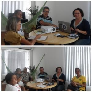 Primeira reunião do GT da Saúde