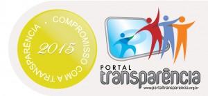 Selo de Compromisso com o Portal Transparencia 2015