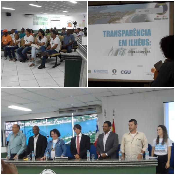 Transparência em Ilhéus: a hora é agora