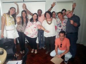 Integrantes do Grupo de Trabalho de Resíduos Sólidos