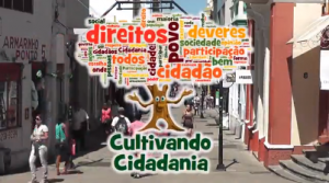 O Cultivando Cidadania levará formação cidadã ao seu bairro!