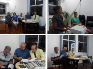 Reunião Ordinária Conselho Fiscal INI