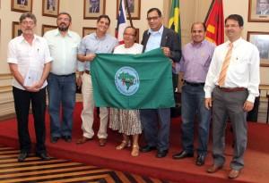 Reunião com o Prefeito Jabes Ribeiro, Ministerio P úblico e Coolimpa-foto Gidelzo Silva Secom-Ilhéus 23 .10.14 (4955)