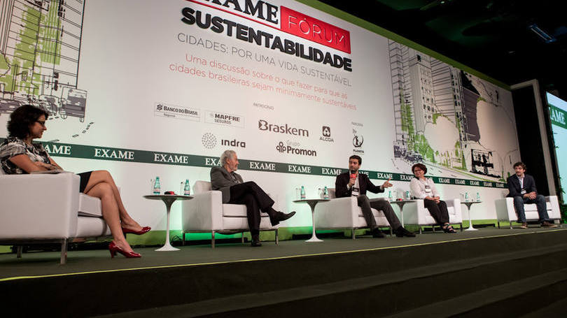 forum sustentabilidade revista exame capa