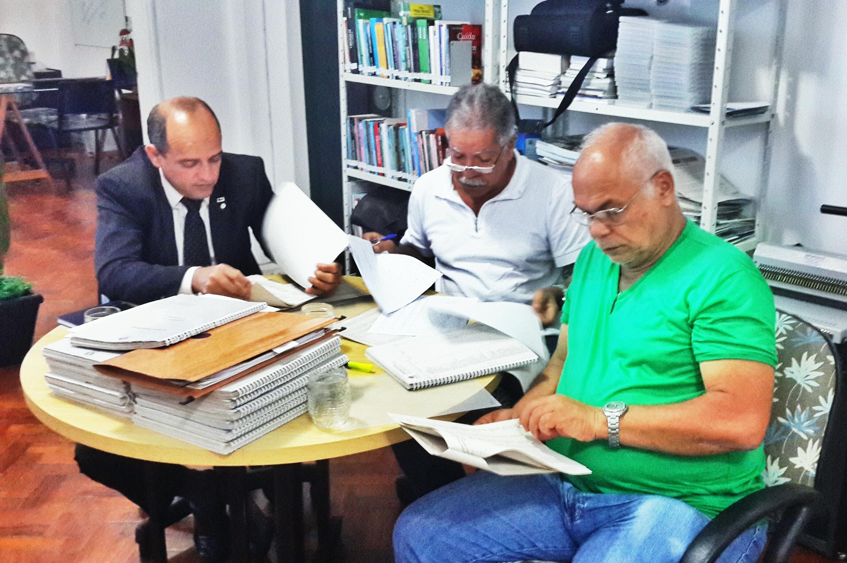 Conselho Fiscal do Instituto Nossa Ilheus