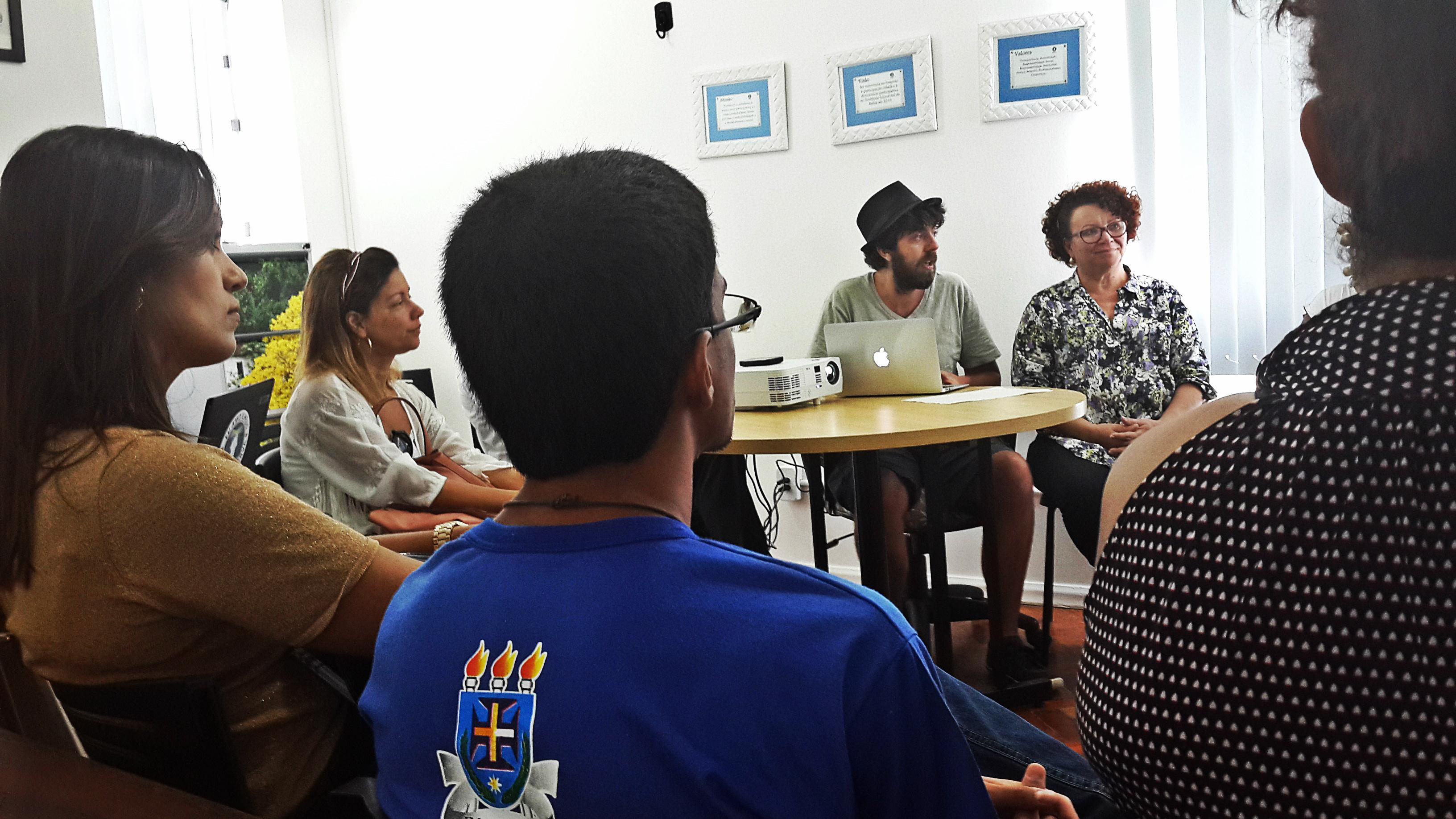 Agência de Comunicação Colaborativa pela Cidadania INI