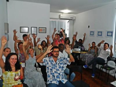 Assembleia Geral Ordinaria do Instituto Nossa Ilheus 2015