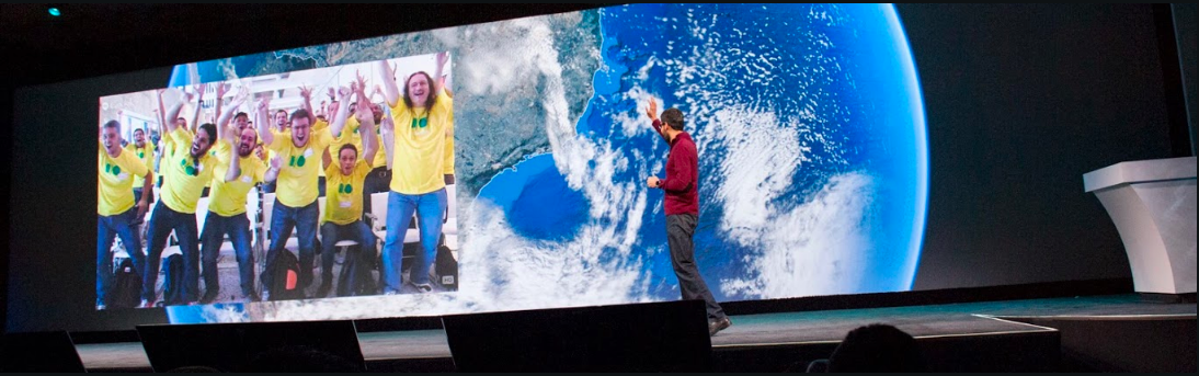Google I/O Extended Ilhéus 2015