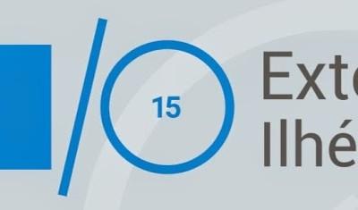 Google I/O Extended 2015 Ilhéus