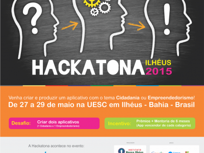 Hackathon Ilheus 2015