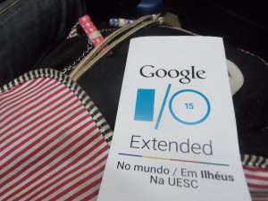 Marca Google IO