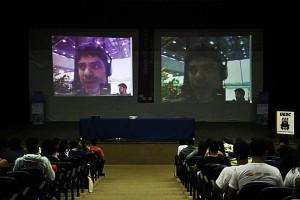 Hangout com Paco Ragageles, fundador da Campus Party