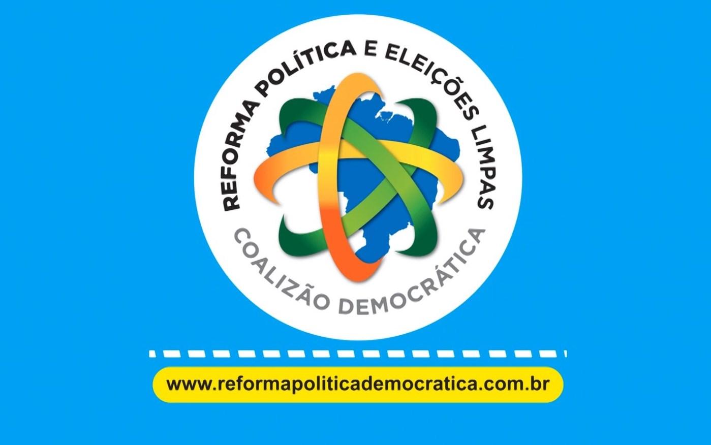 NÃO AO FINANCIAMENTO COALISÃO REFORMA POLITICA (2)