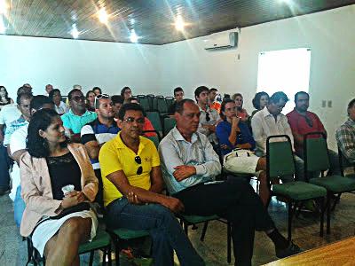 19-08-2015 II Encontro de Gestão Participativa do Turismo