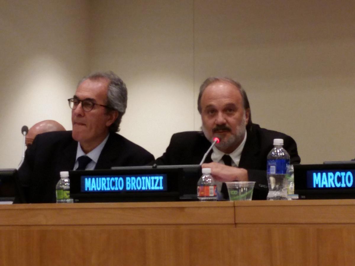 Maurício Broinizi - Secretário Executivo Rede Nossa São Paulo e Conselheiro Deliberativo do Instituto Nossa Ilhéus