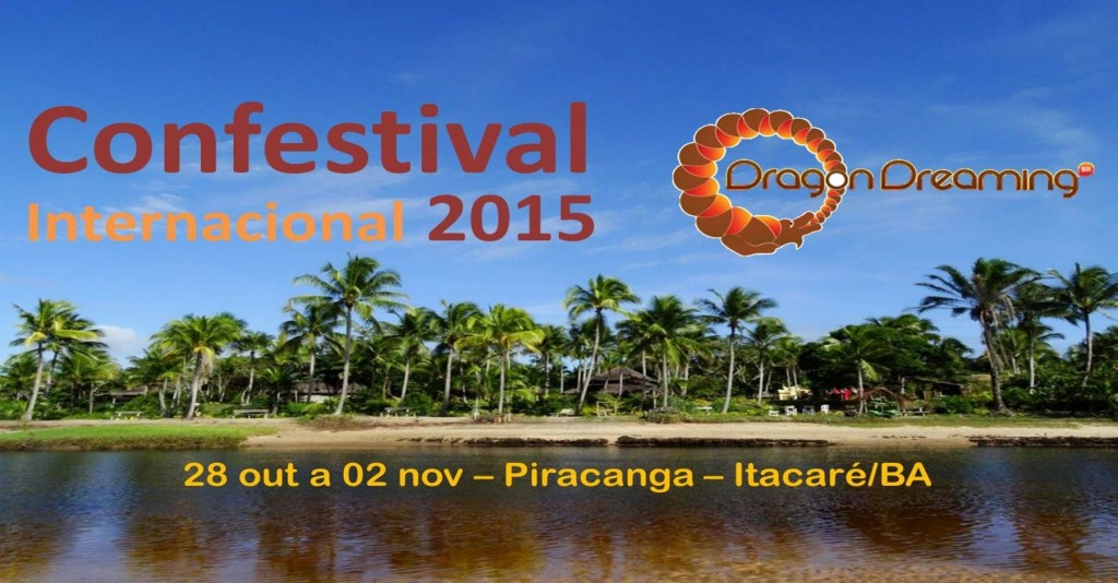 ConFestival Dragon Dreaming Internacional 2015