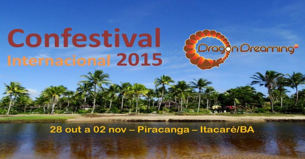 ConFestival Dragon Dreaming Internacional 2015