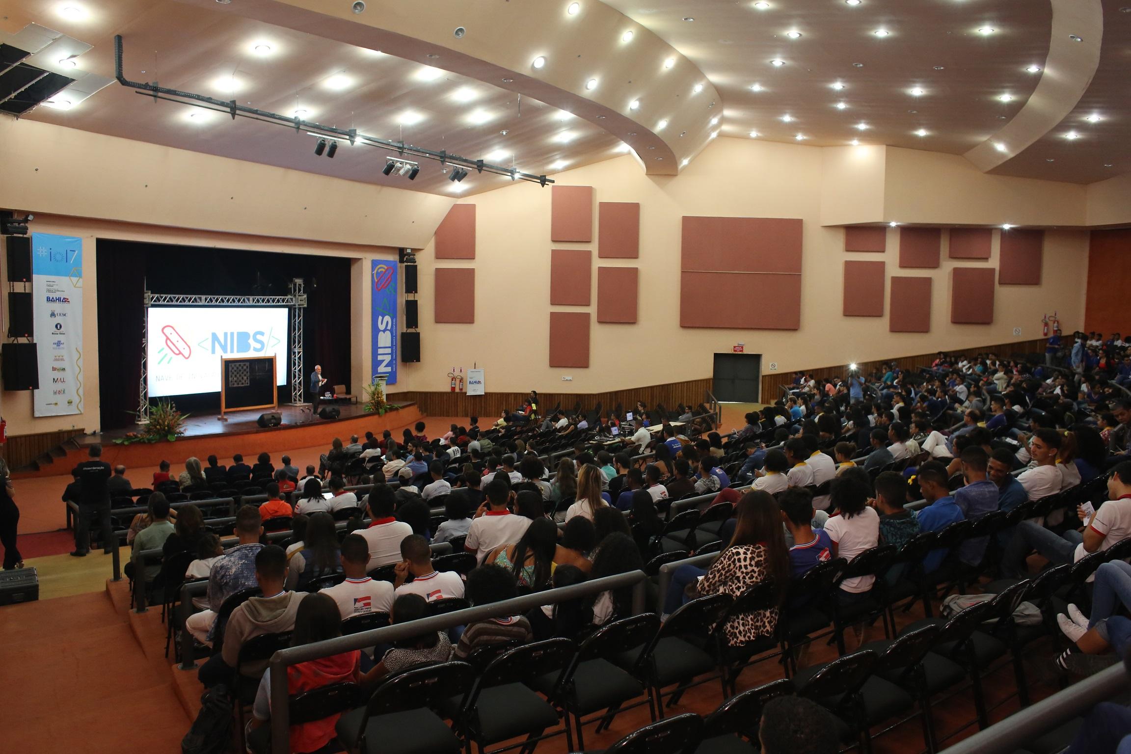 Evento de tecnologia em Ilhéus 'NIBS' contou com mais de 60 horas de palestras e conferências